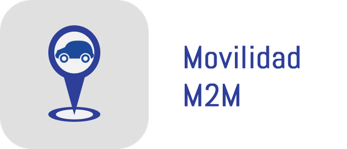Movilidad M2M Movilta
