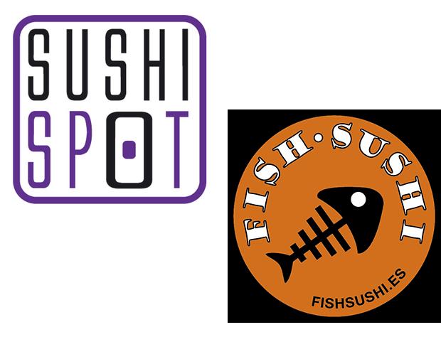 Sushi Spot y Fish Sushi con Movilta